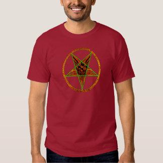 Pentagram-Abigarrado Remeras
