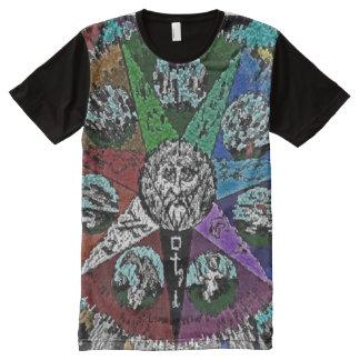 PENTAGRAM All-Over-Print T-Shirt