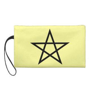 pentagram wristlet