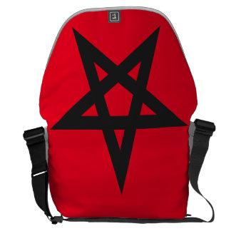 Pentagram Bolsa De Mensajeria