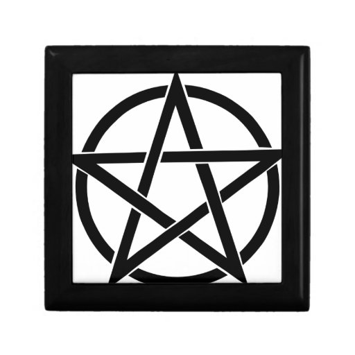 Pentagram Caja De Recuerdo