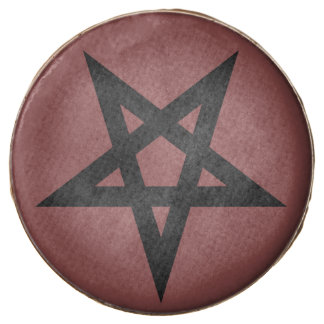 Pentagram Chocolate Covered Oreo