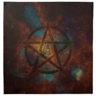 Pentagram Cloth Napkin