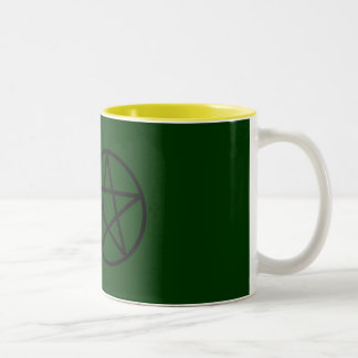 Pentagram Coffee Mugs