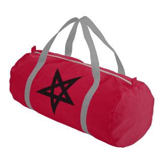 Pentagram Duffle Bag