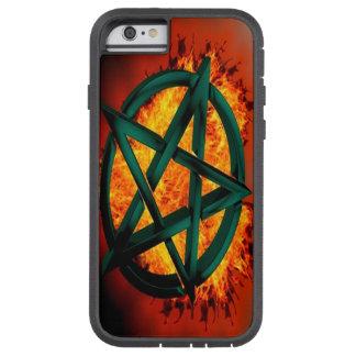 Pentagram Fire Tough Xtreme iPhone 6 Case