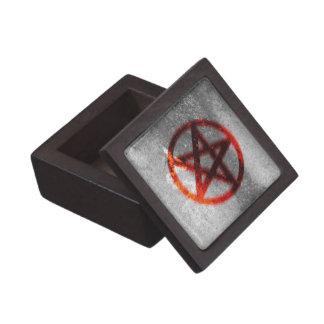 "Pentagram Gift Box 2"" x 2"" Premium Gift Box"