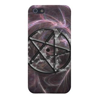Pentagram iPhone 5 Funda