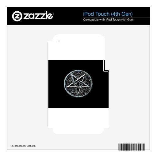 Pentagram iPod Touch 4G Skin