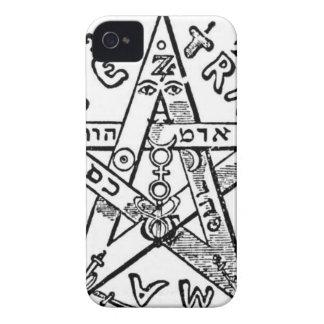 Pentagram_(Levi) iPhone 4 Case-Mate Case