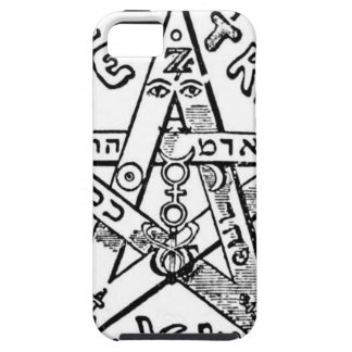 Pentagram_(Levi) iPhone SE/5/5s Case