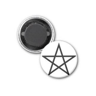 pentagram magnets