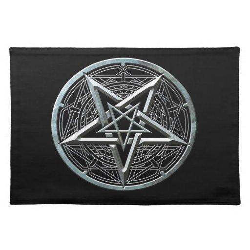 Pentagram Manteles Individuales