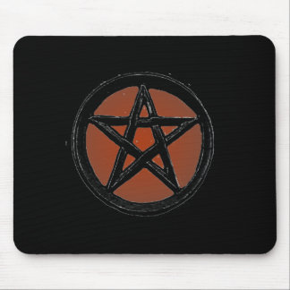 Pentagram Mousepads