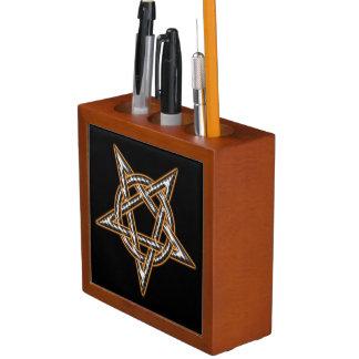 Pentagram Organizador De Escritorio