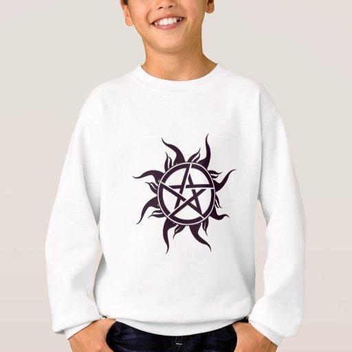 Pentagram pagano remera