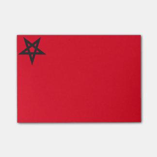 Pentagram Post-it Notes