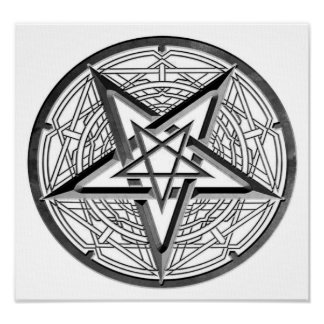 Pentagram Print