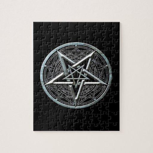 Pentagram Puzzle Con Fotos