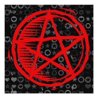 Pentagram rojo comunicados