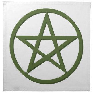 Pentagram Servilletas De Papel