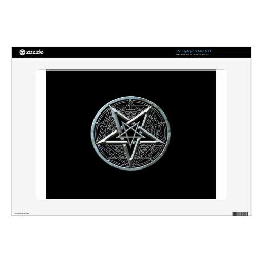 Pentagram Skins Para 38,1cm Portátil