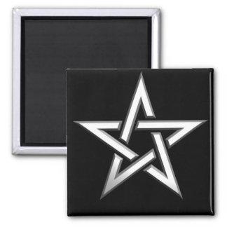 Pentagram-star Magnets