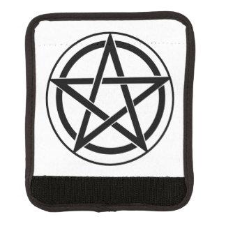 Pentagram Symbol - Five-Pointed Star Handle Wrap