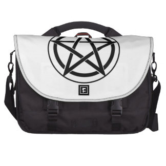 Pentagram Symbol - Five-Pointed Star Bags For Laptop