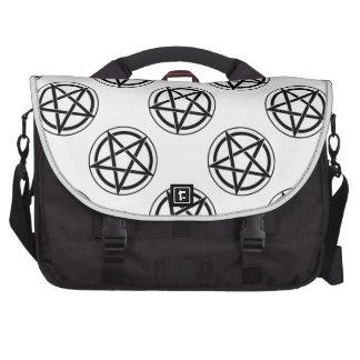 Pentagram Symbol - Five-Pointed Star Laptop Computer Bag
