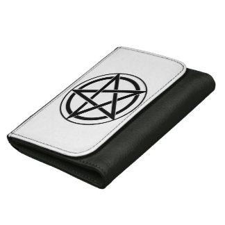 Pentagram Symbol - Five-Pointed Star Wallet