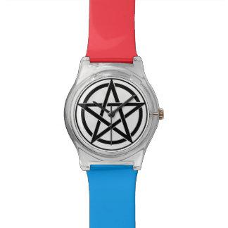 Pentagram Symbol - Five-Pointed Star Watches