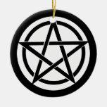 Pentagram Symbol Ornament