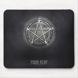 Pentagram Alfombrillas De Ratón