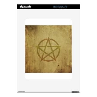 Pentagram Textured Skin For The iPad