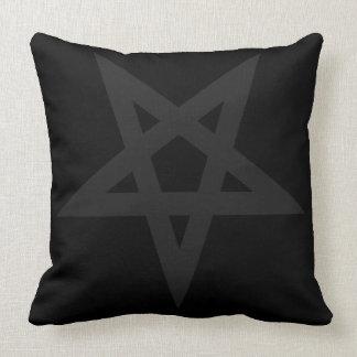 Pentagram Throw Pillow
