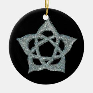 Pentagram Tree Ornament