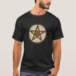 Pentagram, Tri-Quatra & Celtic Knot-1 Men T-Shit T-Shirt