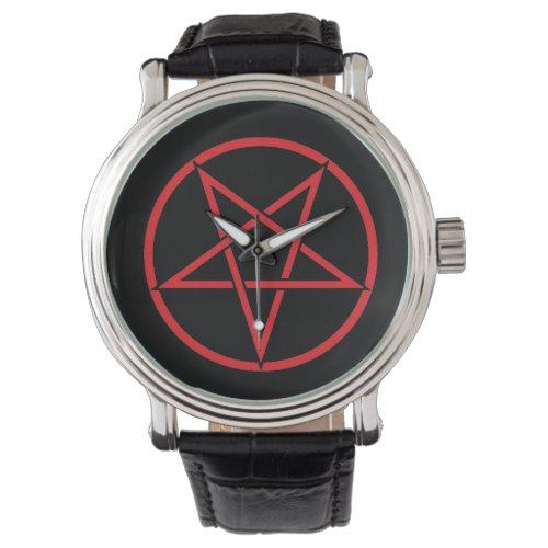 Pentagram Watch
