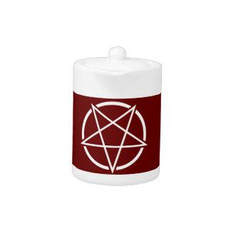 Pentagram white No 1