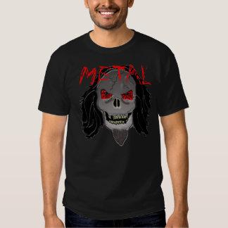Pentagrama metal in the coasts tee shirt