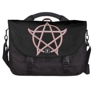 Pentagramm pentacle bolsas de portatil