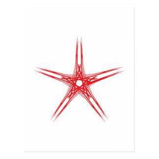 Pentagramm pentacle postales