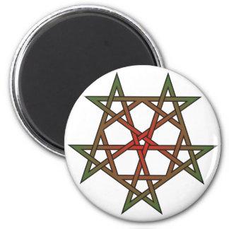 pentagramme pentagrams imán