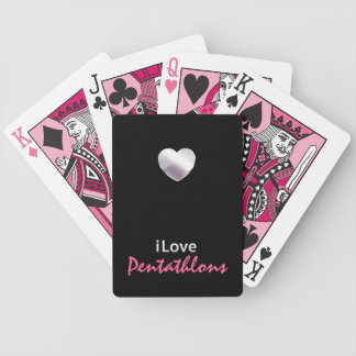 Pentathlons lindos cartas de juego