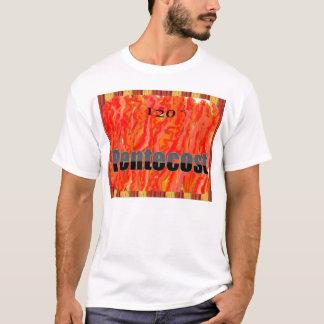 Pentecost ~ 120 Degrees T-Shirt