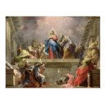 Pentecost, 1732 postal