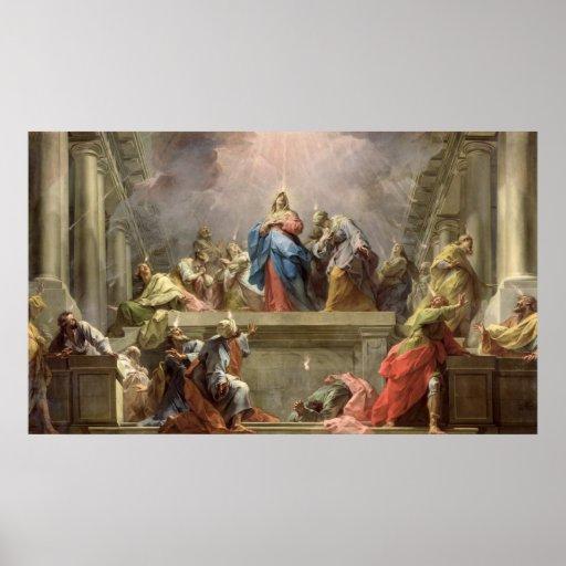Pentecost, 1732 póster