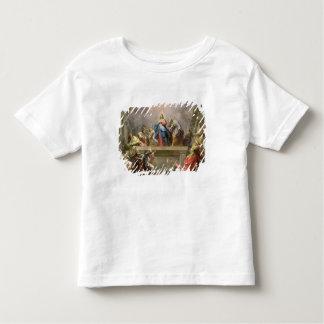 Pentecost, 1732 toddler t-shirt