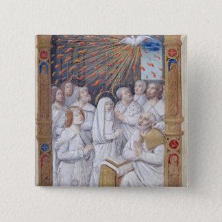 Pentecost Button
